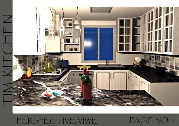 Image Tim's Kitchen