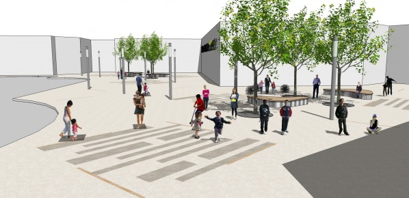Image Upgrading of pedestria...