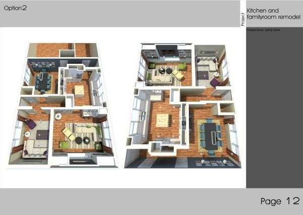 Image Kitchen & Family Room ... (2)