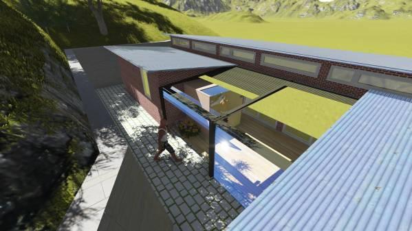 Image Greenhouse - Sauna - W...