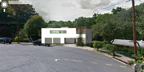 Image Contemporary Garage an... (2)