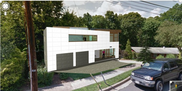 Image Contemporary Garage an... (1)