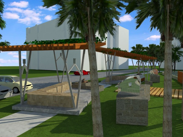 Image Outdoor Amenity Space