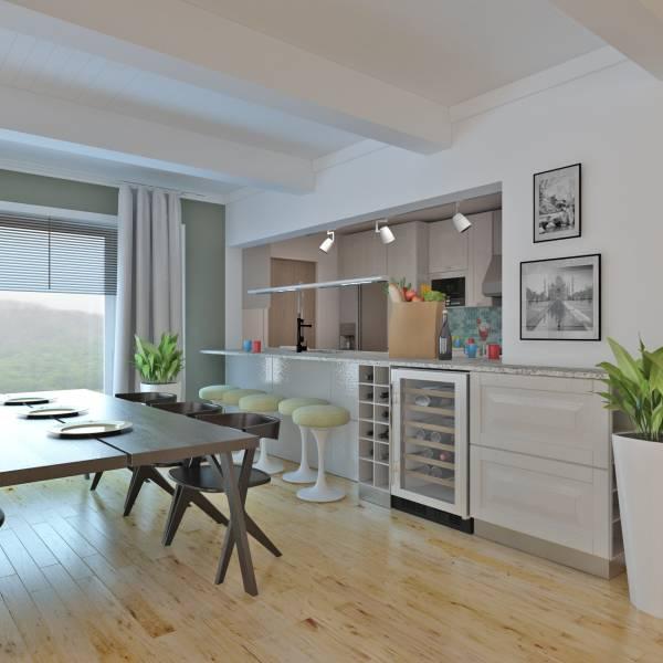 Kitchen Utility Room Renovation In Claygate: Kitchen Designed By Traistaru Cristian