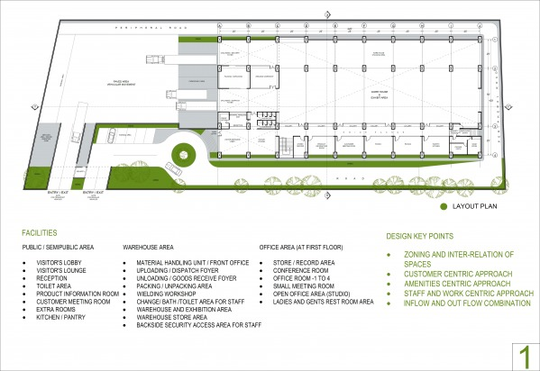 Other Designed by Anonymous - Nafta building - New Braunfels