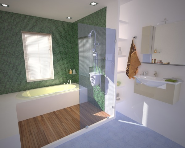 Image Master Bathroom and Be... (2)