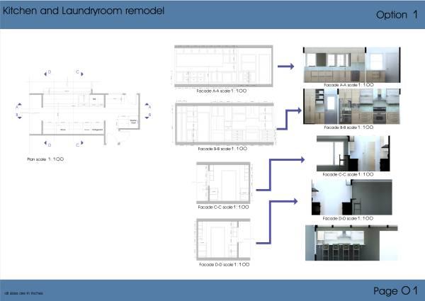 Image Kitchen & Laundry Room...