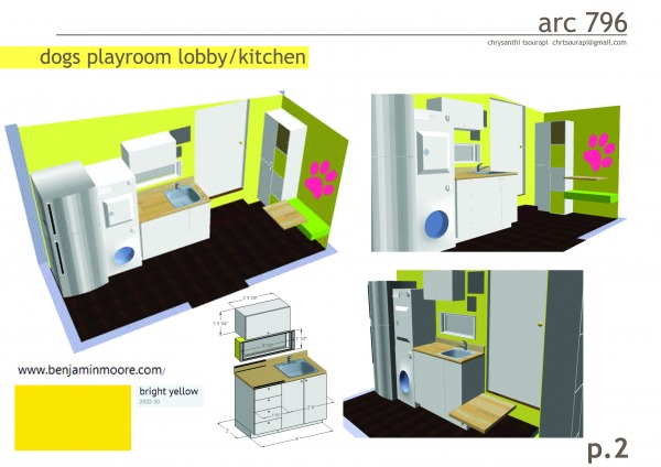 Image Tiny lobby/kitchen (1)