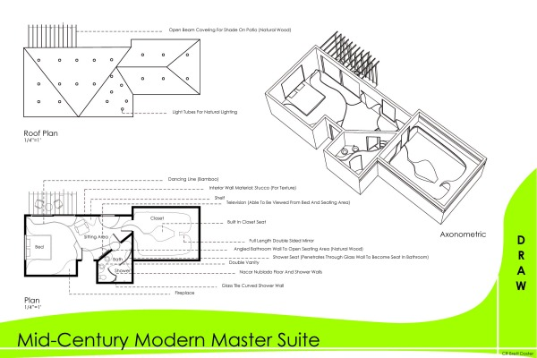Image Mid-Century Modern Mas...