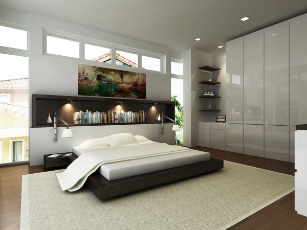 Master's Bedroom_View01