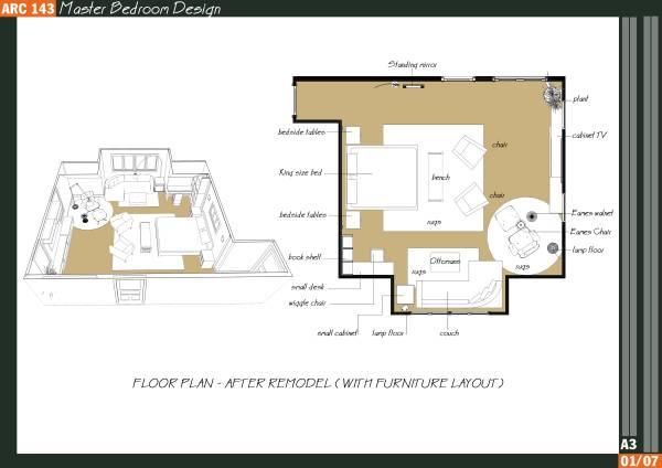 Image Master Bedroom Design (1)