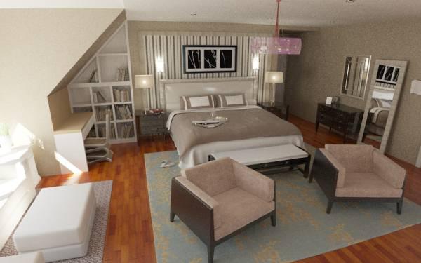 Image Master Bedroom Design