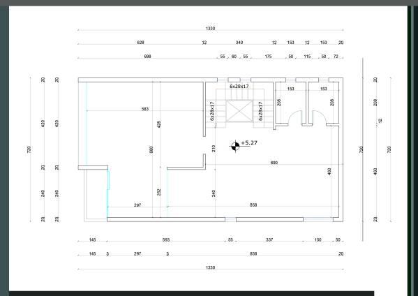Image 2ndFloor Technical Plan