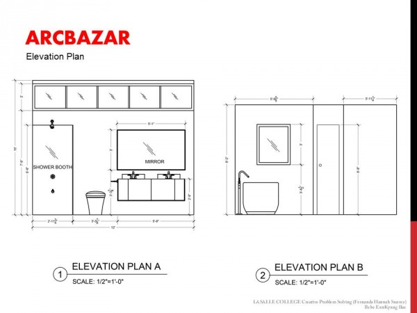Image Elevation Plan