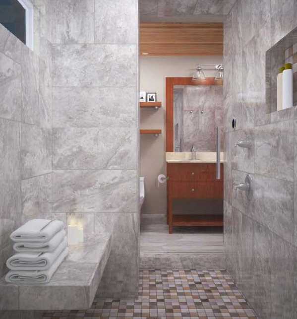 Image Ski House Bathroom - M... (0)