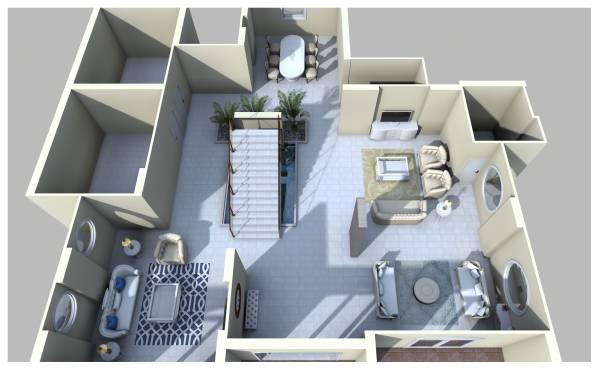 Image Villa Interior Design