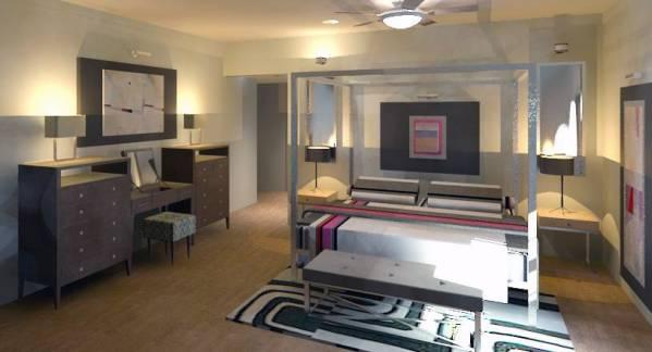 Image Master Bedroom wiht Ch...