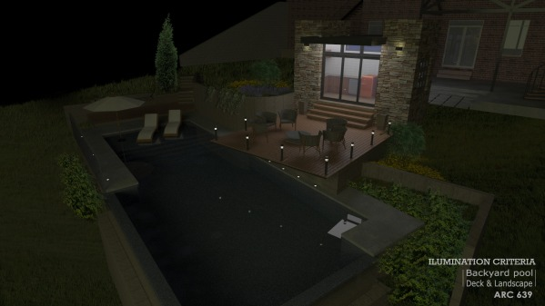 Image Backyard Pool, Deck an... (2)