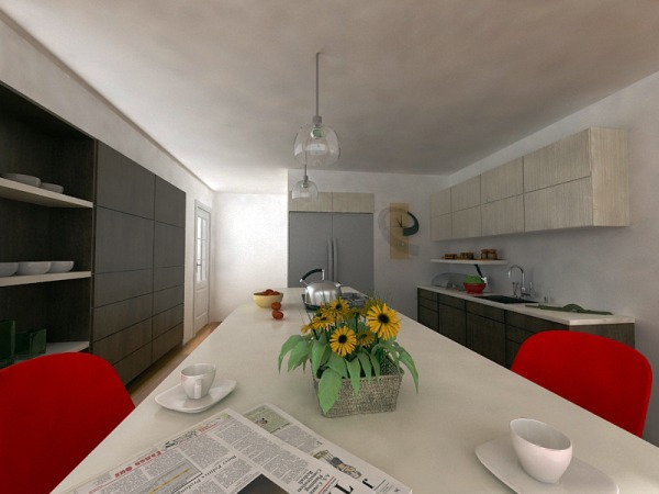 Kitchen remodel - Pers...