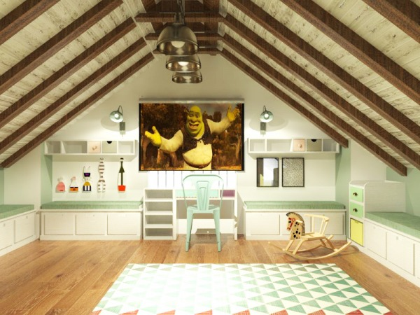 Image Turn Attic Space into ...