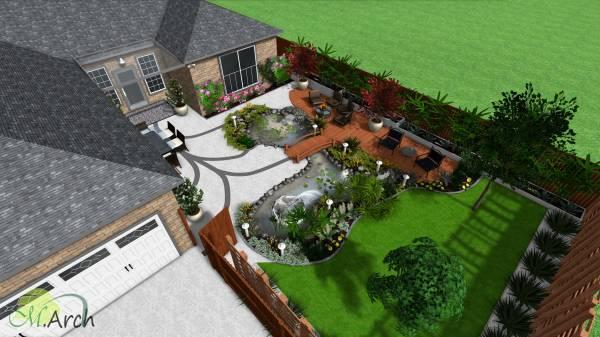 Image Beautiful Backyard (2)