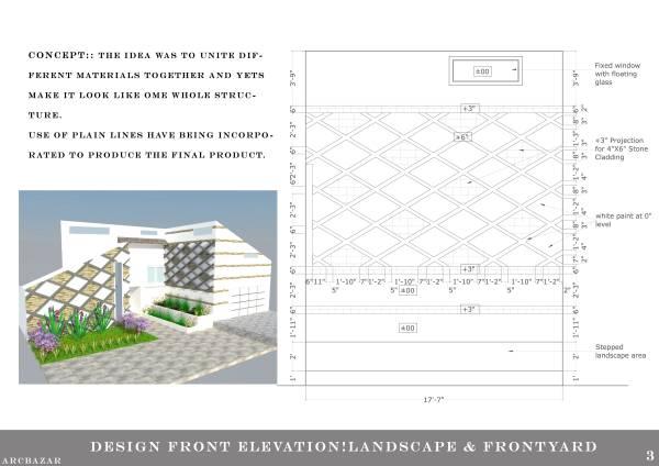 Image Design Front Elevation!