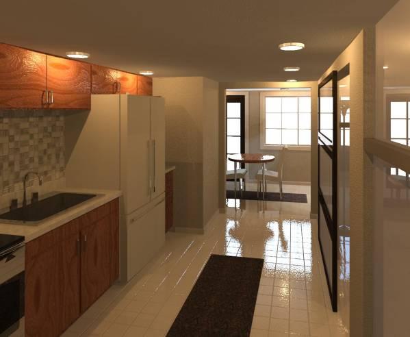 Image 3D - Kitchen