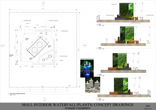 Image Center seating area de...