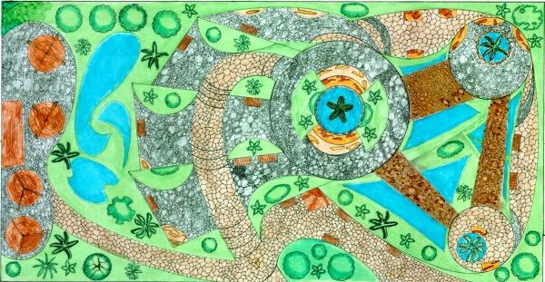 Image Landscape design