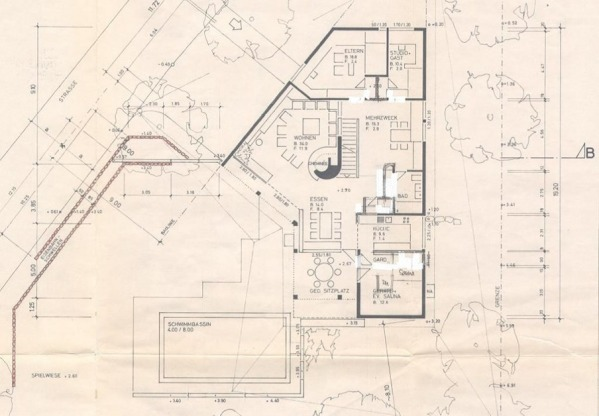 Image Modern style family house (2)