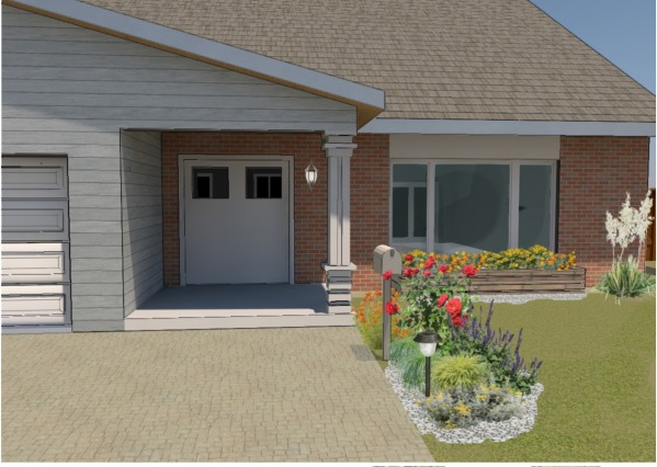 Image Help with curb appeal ...