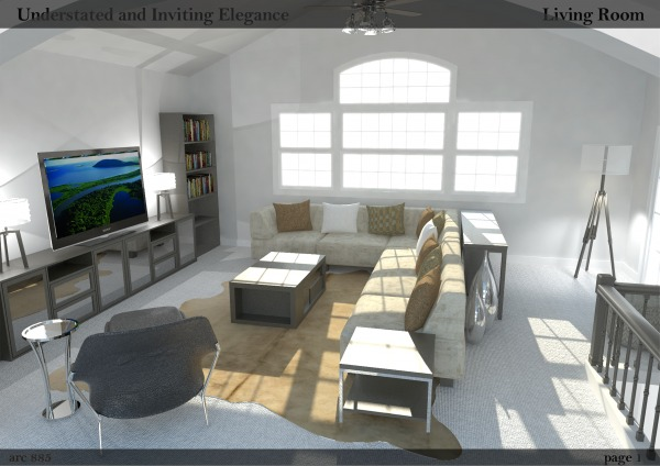 Living room - great room