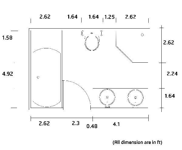 Image plan view 2D