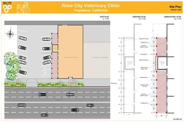 Image Site Plan - Rose City ...