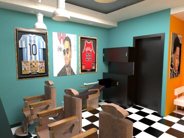 Image Barber's Shop