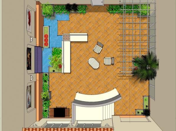 Image Courtyard