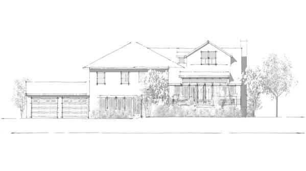 Image Split-Level Home