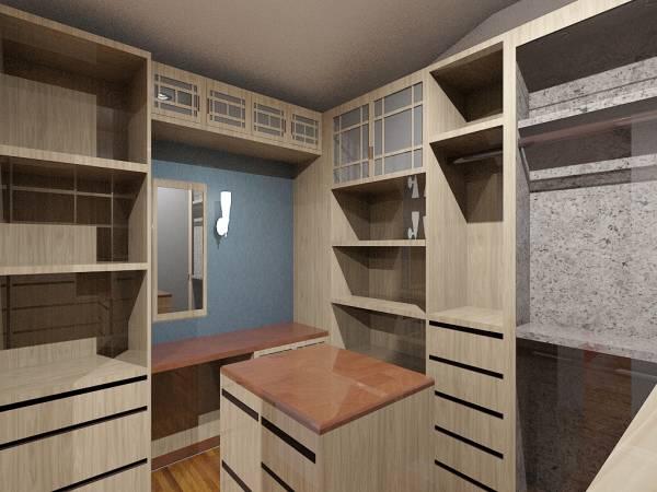 Image W.I.C master bedroom v...