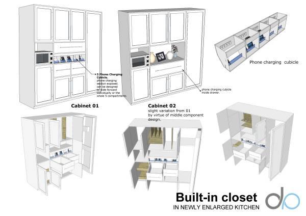 Image Built-in closet in new... (2)