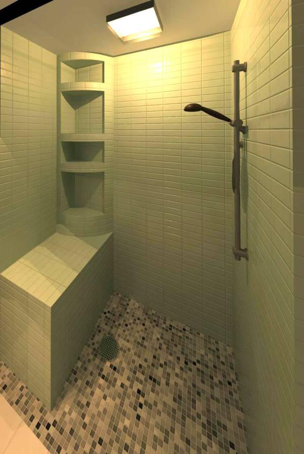 Image Shower Concept