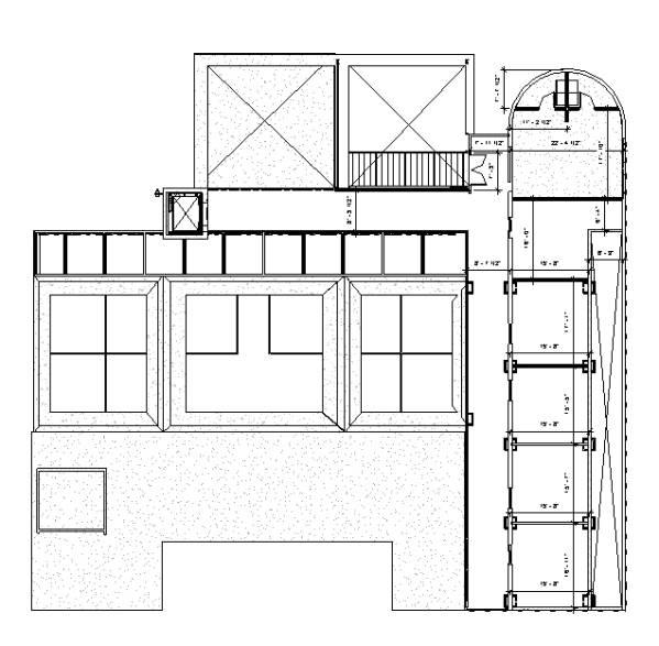 Image Third floor with dimen...
