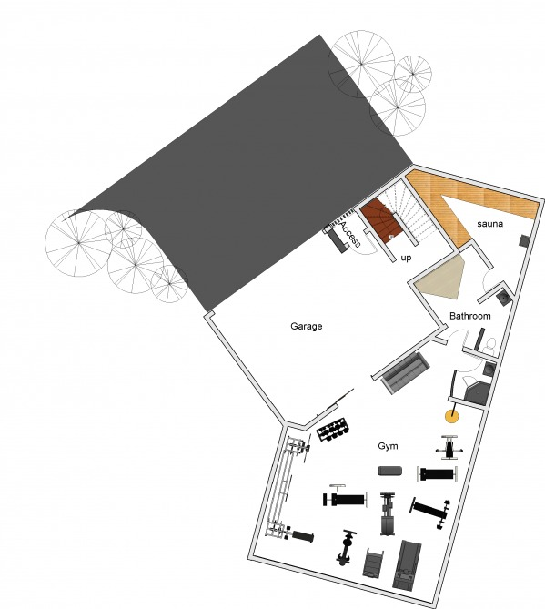 Image Basement Floor