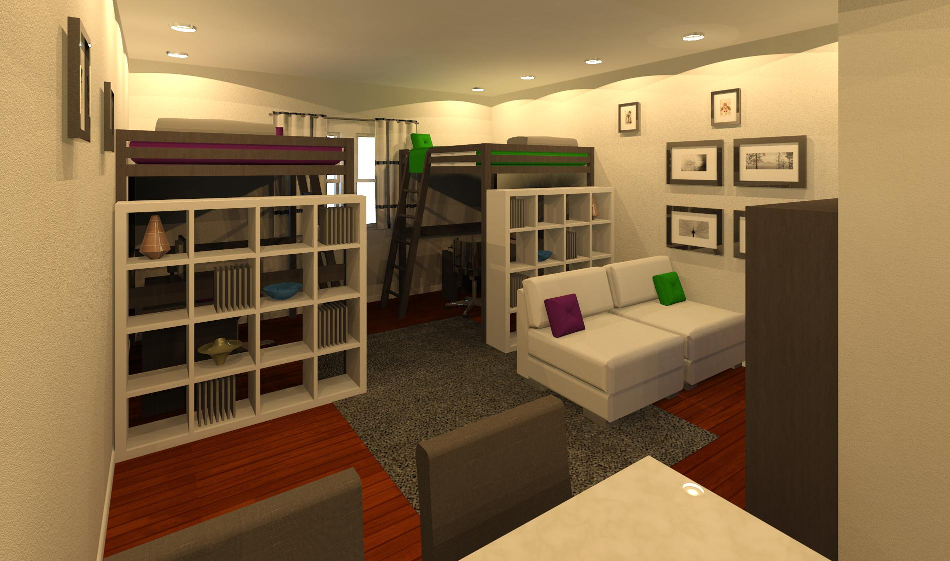 Ikea ideas studio apartment - Ikea small spaces floor plans collection ...