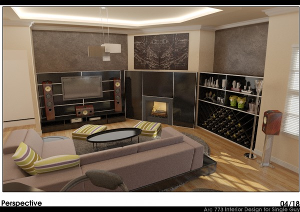 Image Interior Design for Si...
