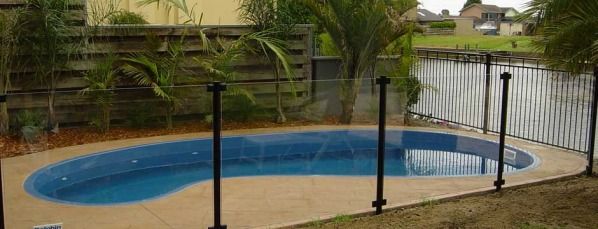 Image Glass Pool Fencing