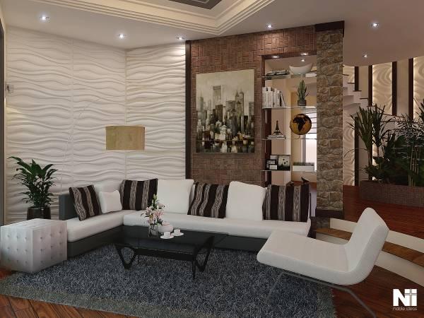 Living Room Designed By David Funom Gyet Design Large