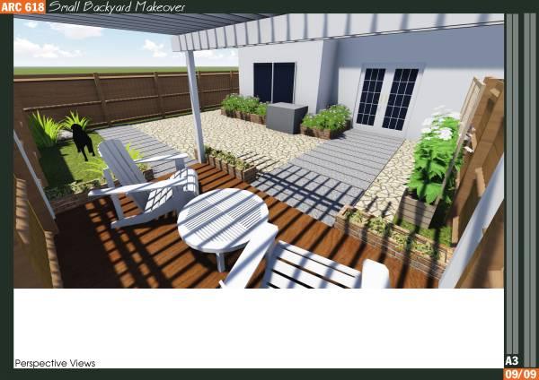 Image Small Backyard Makeover (2)