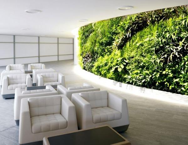Image nice living green wall