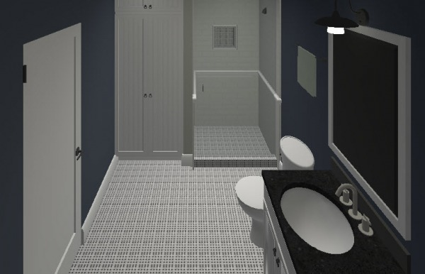 Image Overview of the bathroom