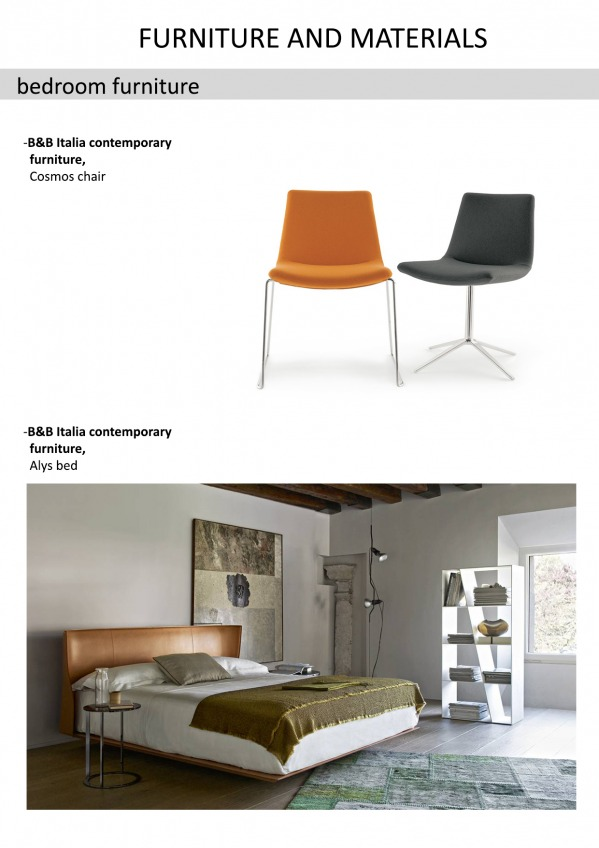 Image Furniture and Materials